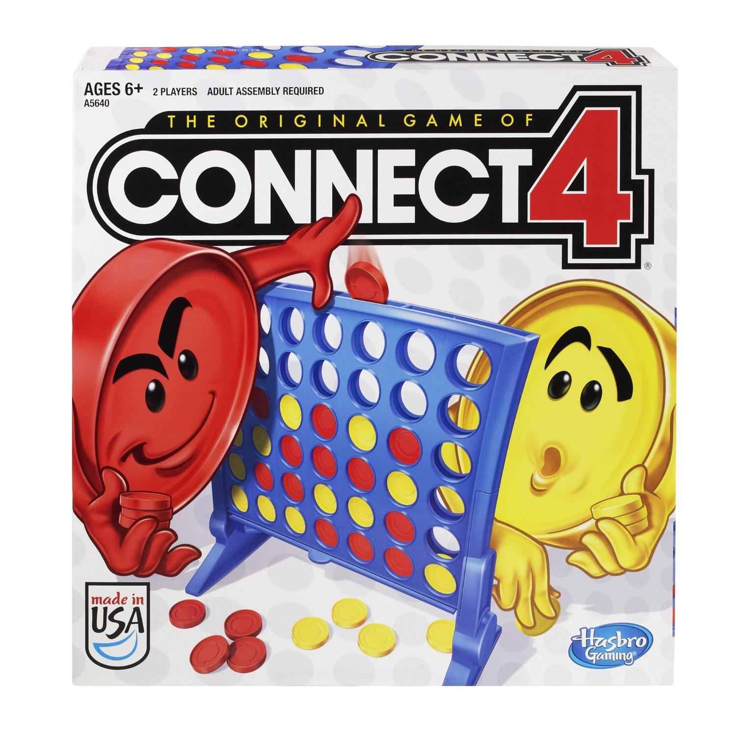 $6 Connect 4 Game