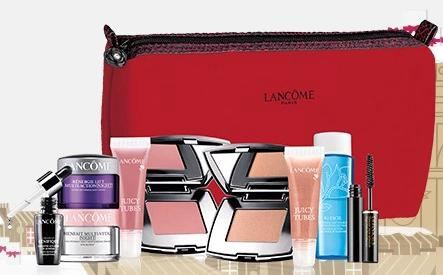20% Off +Free 7-piece Gift Set with any $35 Lancome Purchase @ Von Maur