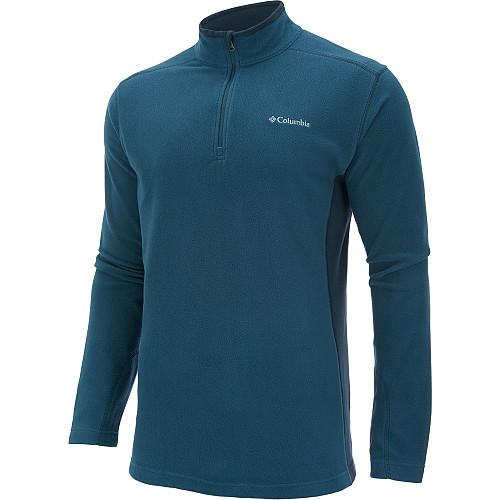 $19Columbia Men's Klamath Range II Half-Zip Fleece Pullover