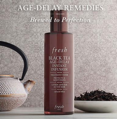 Free Black Tea Infusion Deluxe SampleWith Over $100 Purchase @ Fresh