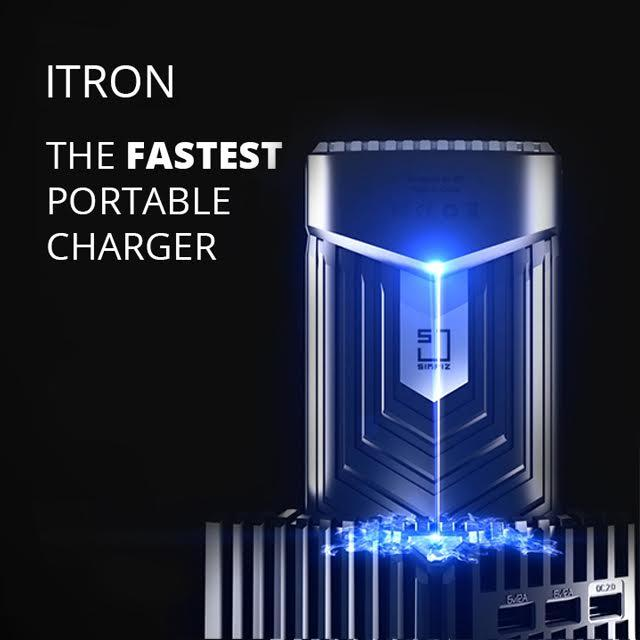 $69iTron portable charger
