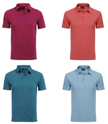 2 For $50Select Men's Essential Polos @ Mexx