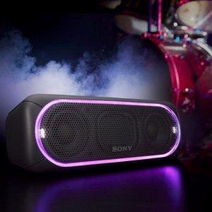 $78 (原价$149.99)史低价:索尼 XB30 蓝牙无线便携音箱