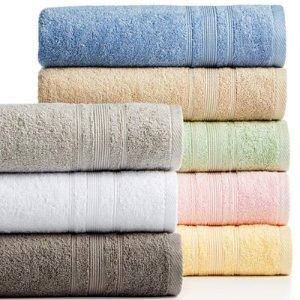 Starting at $3.99Bath Towels @ Macy's