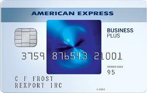 Earn 2X points on everyday business purchases. Terms ApplyThe Blue Business℠ Plus Credit Card from American Express