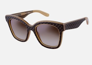 $109BOTTEGA VENETA 297/S TG5/JD SUNGLASSES