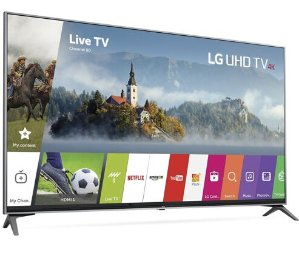 $699.97LG 60UJ7700 60-inch 4K Super UHD HDR Smart TV