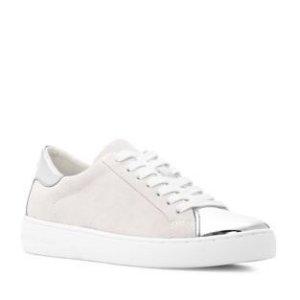 $40.5 (原价$135) 两色可选MICHAEL Michael Kors 麂皮休闲鞋热卖