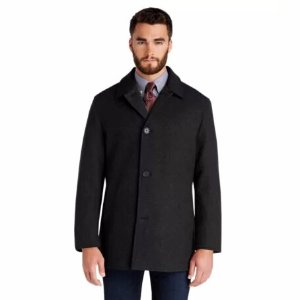 $69Traveler Collection Traditional 3/4 Length Reversible Coat