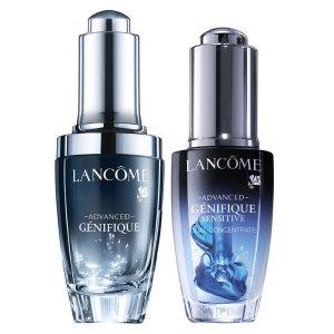 $105 ($156 value)+Exclusive SampleADVANCED GÉNIFIQUE Serum Duo @ Lancome