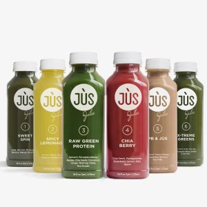 Only $66 + Free Shipping2 Day JUS 'Til Dinner + 6 Booster shot @ Jus By Julie