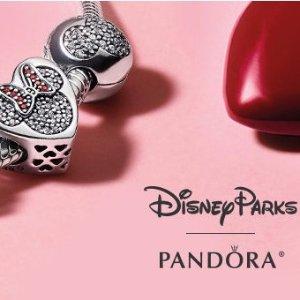 低至4折起Pandora 潘多拉饰品特卖会,年底礼物必备篇