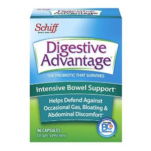 $12.50 包邮Digestive Advantage 成人日服益生菌 96粒