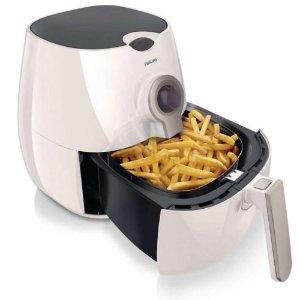 5.2折  让脂肪量减少80%史低价:Philips HD9220/50 健康无油空气炸锅 (白色)