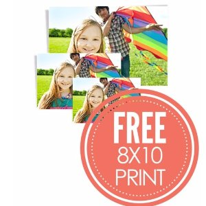 Free in-store pickup Free 8x10 Photo Print