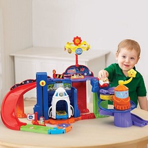 $19 VTech Go! Go! Smart Wheels Blast-Off Space Station