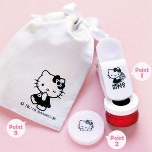 $7 / RMB45 直邮中美日本时尚杂志 non・no五月刊 附录赠送 hello kitty 广角镜头&收纳袋