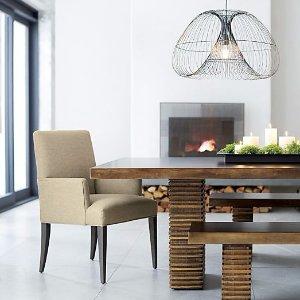 15% OffSelect Dining Furniture @ Crate & Barrel
