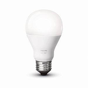$9.99 (原价$14.99)Philips Hue White A19 LED 智能灯泡
