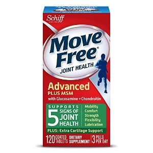 From $13.29Move Free Advanced Ultra Triple Action Joint Supplement, 60 Count