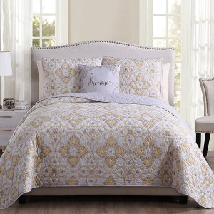 Today Only: $21.79Four-Piece Quilt Set