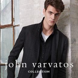 Extra 25% OffPresident's Day Weekend Sale @ John Varvatos