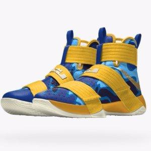 额外8折 $75收KD 9Nike官网 男士篮球鞋折上折专场 ID配色也参加活动