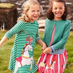 Today Only: Extra 20% Off2018 Spring New Arrivals @ Mini Boden