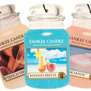 Buy 1 get 2 FREE+Extra 10% off $25Yankee Candle Car Air Fresheners