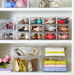 15% OffShoe Storage @ The Container Store
