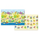 $69.99 Baby Care Kid's Cushion Double-sided Play Mat