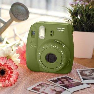 $49Fujifilm instax mini 8 Instant Film Camera Avocado