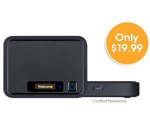 $19.99购Franklin R850 LTE 热点 得免费数据服务