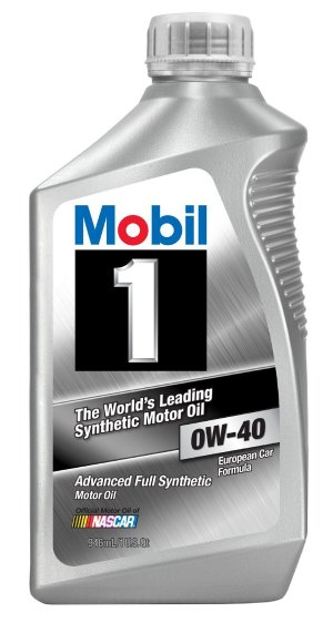 $27Mobil 1 96989 0W-40 Synthetic Motor Oil 1 Quart (Pack of 6)
