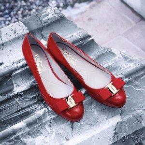 9折+17%VAT退税Salvatore Ferragamo 美鞋热卖 收粉丝最爱蝴蝶结高跟鞋