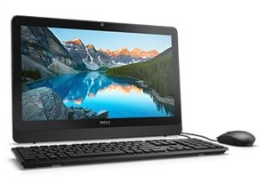 $299Dell Inspiron 20 3000 Touchscreen AIO Desktop (Processor J3710 4GB 1TB)