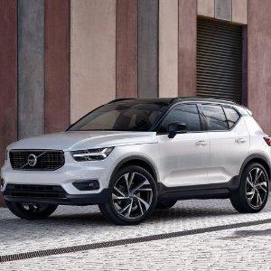 有颜值有实力,完美上市全新 Volvo XC40 城市SUV