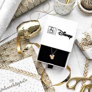 8折 Prime会员专享Disney 迪士尼 全场首饰特卖 收米奇、维尼熊项链