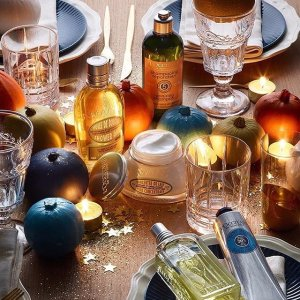20% OffSitewide Cyber Monday Sale @ L'Occitane