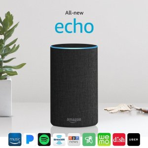 Buy 3 save $50 All-new Echo (2nd Generation)