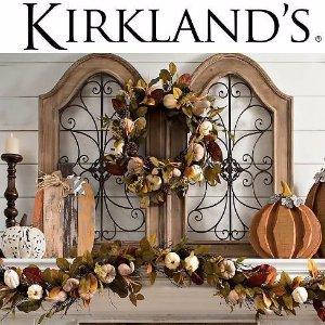全场额外8折Kirkland Furniture 家居商品哥伦布日特卖