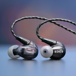 $99Massdrop x NuForce EDC3 In-Ear Monitors Headphones