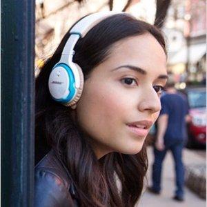 $149Bose SoundLink On-Ear Bluetooth headphones