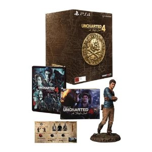 $39.97UNCHARTED 4: A Thief's End Libertalia Collector's Edition