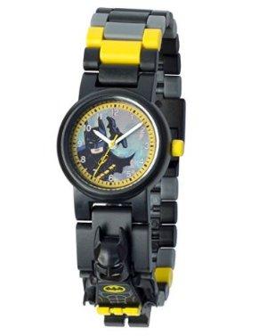 $24.99(原价$33.99)LEGO 蝙蝠侠系列儿童手表
