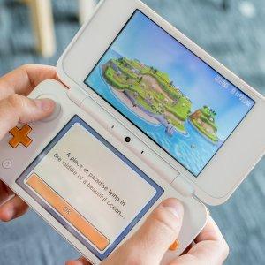 $178.13 (原价199.99)史低价:New Nintendo 2DS XL 任天堂橘色掌机