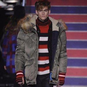 Up to  40% OFF+Extra 30% OFFTommy Hilfiger Men's Coat Jackets Sale