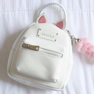 £97.5GRAFEA Zippy Kitty 超萌双肩包