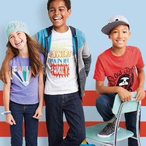 Extra 30% Off + Up to $10 OffCat & Jack Sale @ Target.com