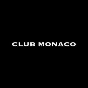 满$200享额外75折Club Monaco 季末特卖,春节美衣收一波,狗年脱单必备